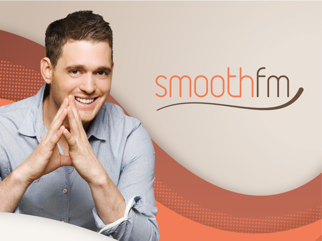 Michael Bublé Smooth FM cover photo